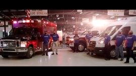 AEV Ambulance Brand