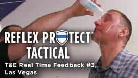 Reflex Protect T&E Kit Response (Justin Johnson)