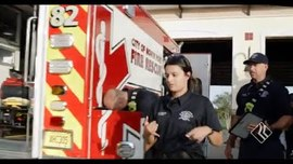 """""""A Day in the Life"""" with North Port Fire Rescue and Road Rescue"""