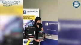 Bracket Pro Serie® 75 & 76 for Philips® Tempus® LS & Pro