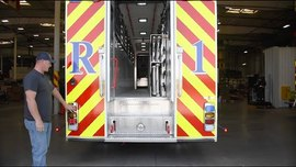 Poudre Fire Authority Walk-In Heavy Rescue Walk-Around Video