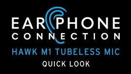 Hawk M1 Tubeless Lapel Microphone