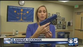 """Smart Firearm"" New Technology to Train Police Officers"