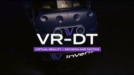 """Introducing the VR-DT """"Verdict,"""" Virtual Reality - Decisions & Tactics"""