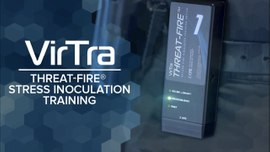 VirTra | Threat-Fire® | Simulation Stress Inoculation Enhancement