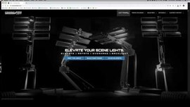 Command Light adds light tower configurator to website