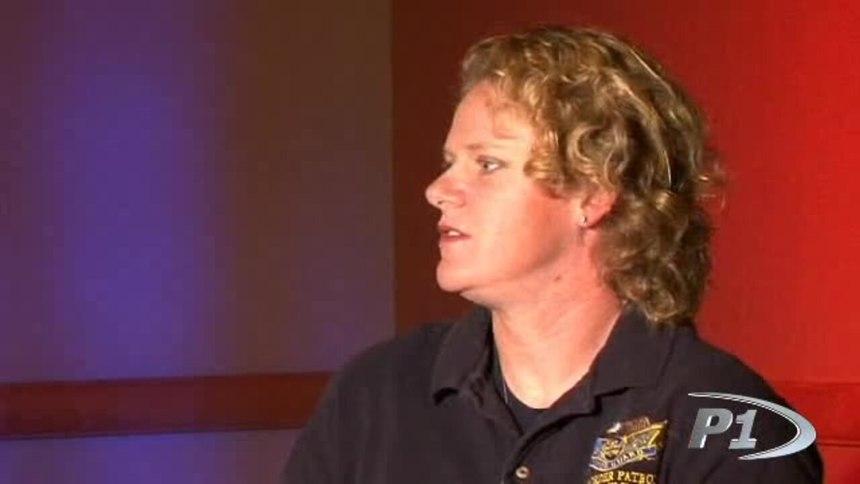 Jodi Butts: Border Patrol Driver Training