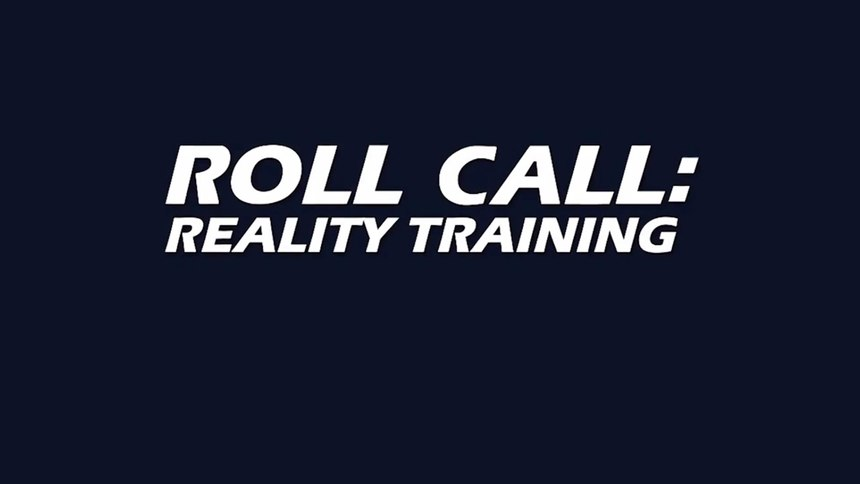Reality Training: Law enforcement and the use of naloxone