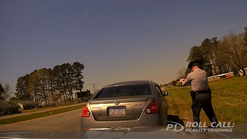 Reality Training: Officer-involved shooting during a traffic stop