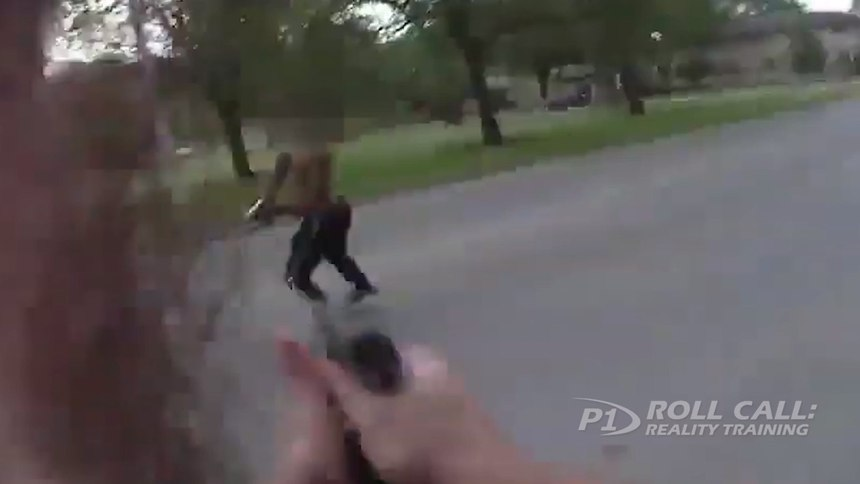 Reality Training: When a foot pursuit erupts in gunfire