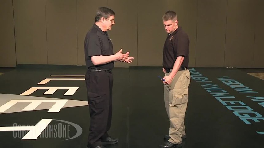 Defense against edged weapon attack
