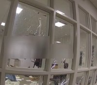Video shows riot at Ohio juvenile detention center