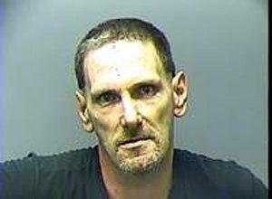 Inmate Sherman Rowden.