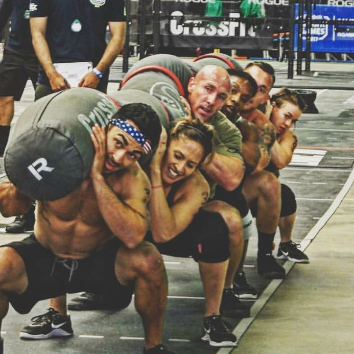 For firefighters who are wary of joining a gym or fitness program, Starling says starting something is the first step.