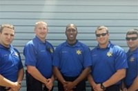 La. officers commended for saving inmate's life