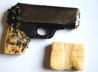 Contraband: Inmate planned escape with gun made of soap