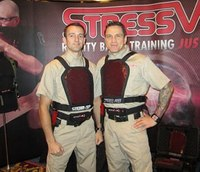 SHOT Show 2014: StressVest offers firearms training without projectiles