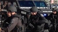 NJ SWAT train for Super Bowl