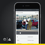 Pair your Axon Fleet cam with your phone through Axon View