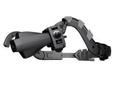 The headcam on the Taser Axon (Taser International photo)