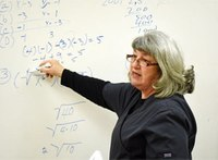 Woman has been teaching jail inmates for nearly 25 years