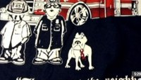 Calif. fire department fundraising T-shirt called insensitive