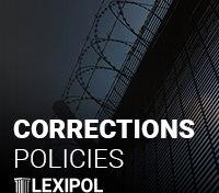 Corrections Policies