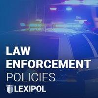 Law Enforcement Policies