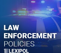 Law Enforcement Policies