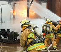 Industrial Firefighting