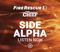 Side Alpha Podcast on FireRescue1