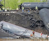 Officials: Crew, equipment didn't cause Va. derailment