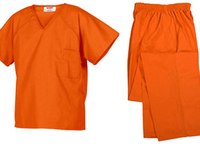 How inmate's clothing can affect contraband searches