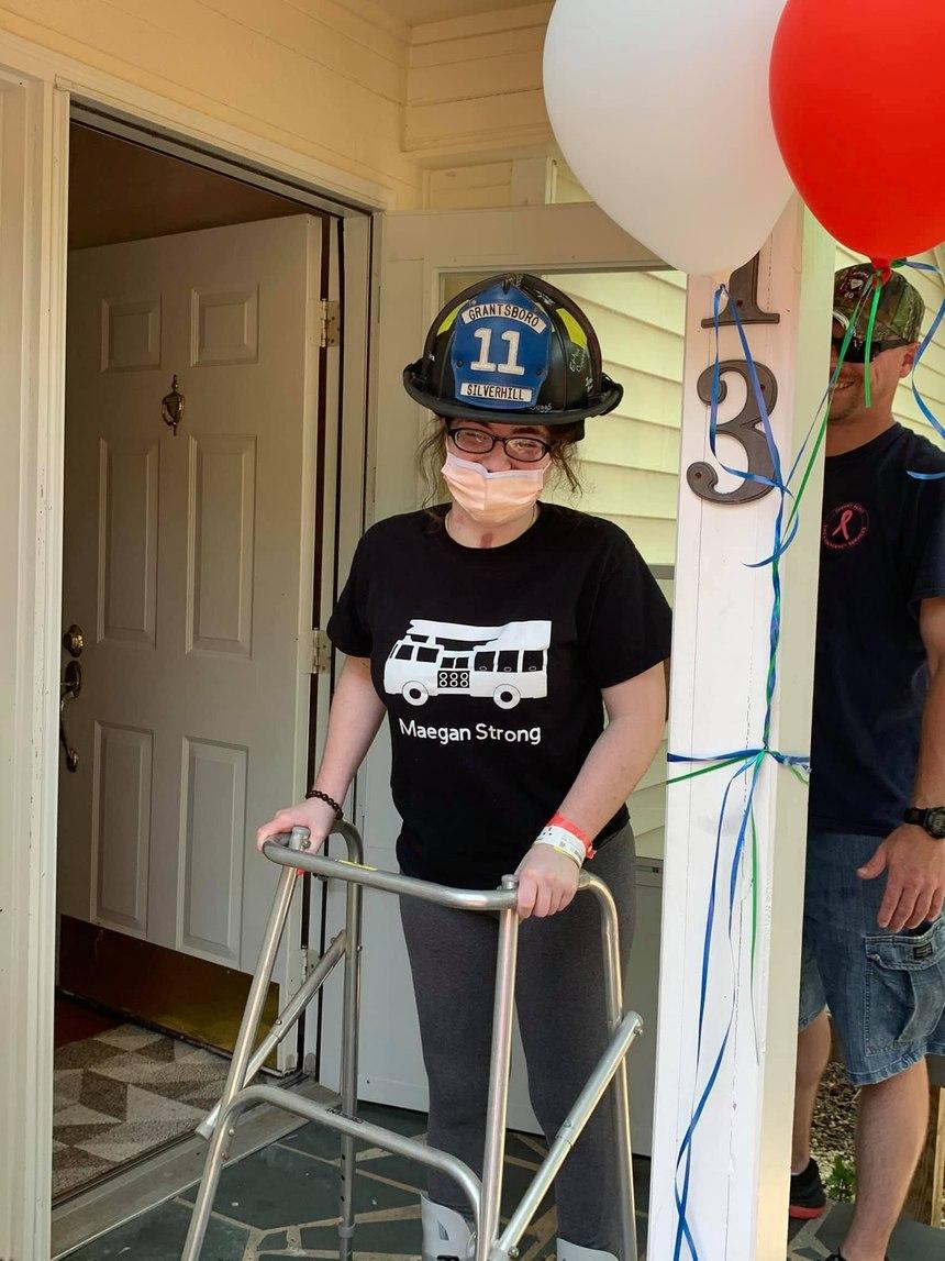 (Photo/Grantsboro Volunteer Fire Department)