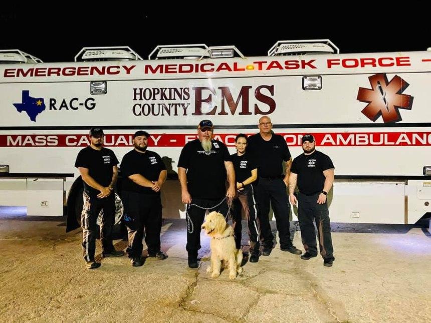 (Photo/Hopkins County EMS)