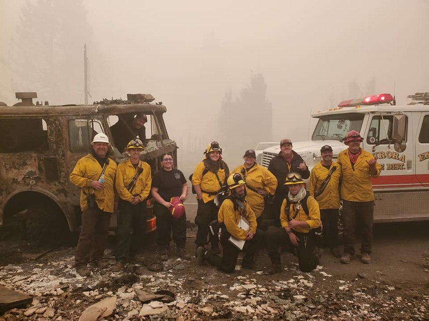 (Photo/Idanha-Detroit Rural Fire Protection District)