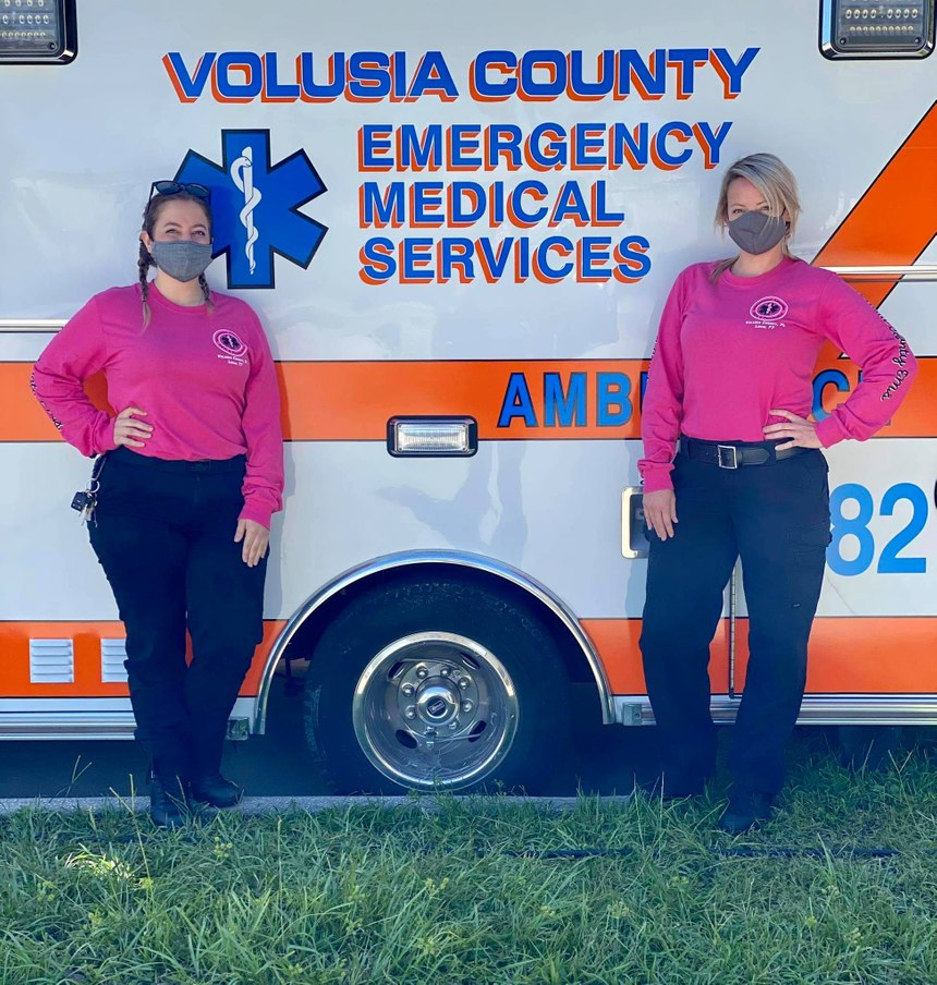 (Photo/Volusia County EMS - IAEP Local 77)