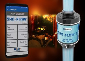 The app includes instant links to TFT's water flow education video series, H2KnOwand recommendations for target fire flows when using water or foam. (Courtesy photo)