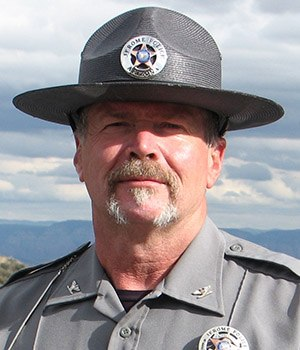 Chief Allen Muma of the Jerome, Arizona PD