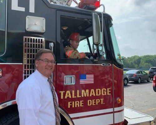 (Photo/Tallmadge Fire Department Facebook)