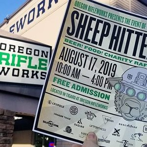 The annual Sheephitters Party aims to build on the culture it was founded on and to institutionalize its giving efforts to law enforcement. (image/Oregon Rifleworks)