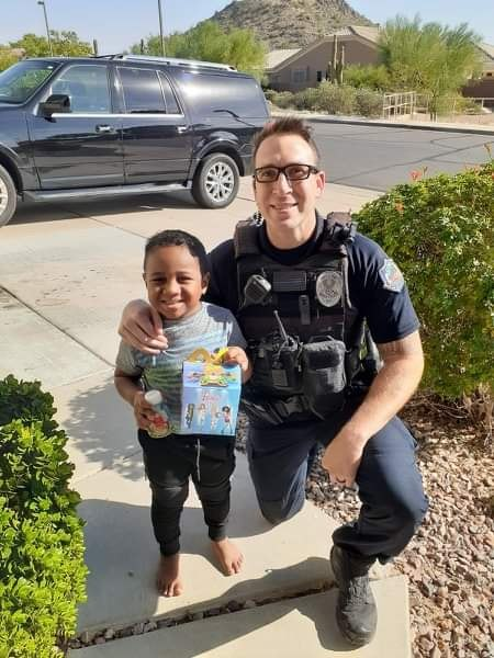(Photo/City of Mesa Police Department)