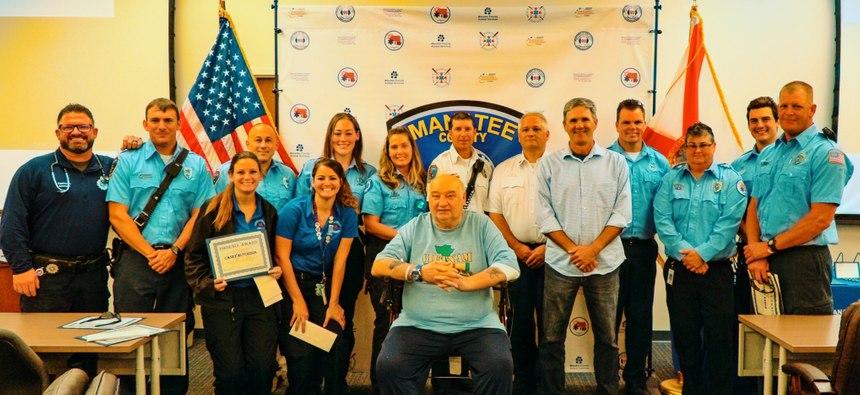 (Photo/Manatee County EMS)