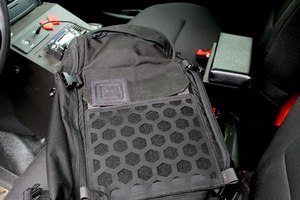 The AMP series is designed to serve different roles, for example, as a duty bag, a go bag or even a laptop case.