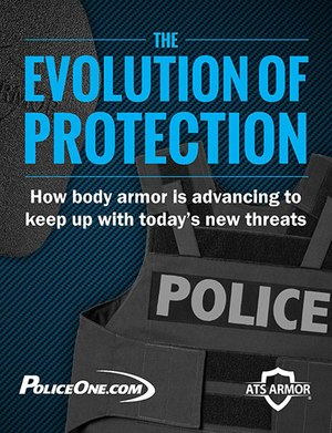 (cover) The Evolution of Prtoection: How body armor is advancing to keep up with today's new threats