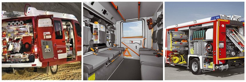 The Compact Line from Rosenbauer.