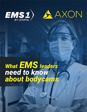 Download this free eBook to learn more about the potential uses and benefits of body-worn cameras in EMS and more.