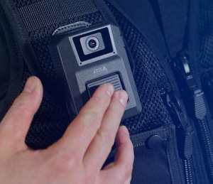 The body worn solution reflects the high-quality found in all Axis products. (Photo/Axis Communications)