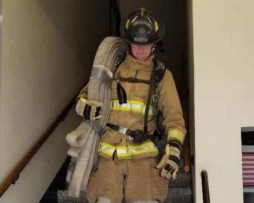 (Photo/Clinton Fire Department Facebook)