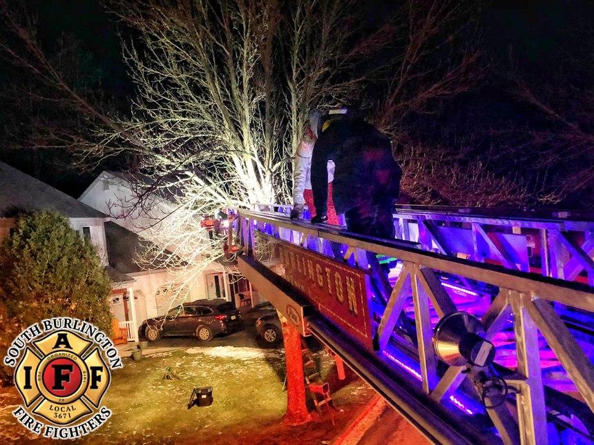 Photo/South Burlington Fire Local 3671